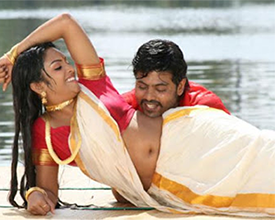 Then Kudicha Nilavu Song Lyrics