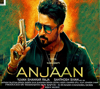 anjaan movie