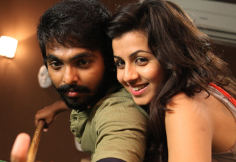 Unnale Kangal Thalladi Song Lyrics