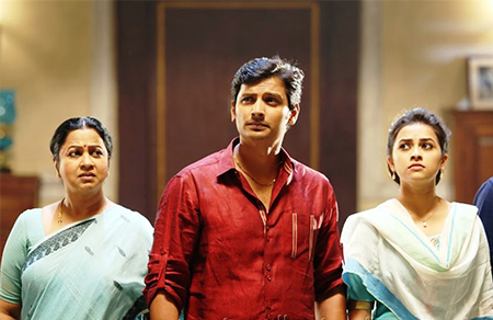 Sangili Bungili Kadhava Thorae Title Song Lyrics