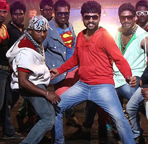 Sakka Podu Song lyrics