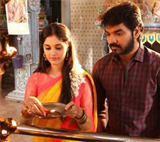 Vizhigalil Vizhundhavalo Song Lyrics