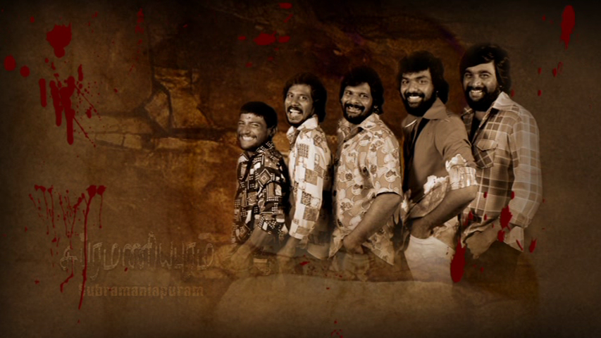 Subramaniyapuram Theme Song Lyrics