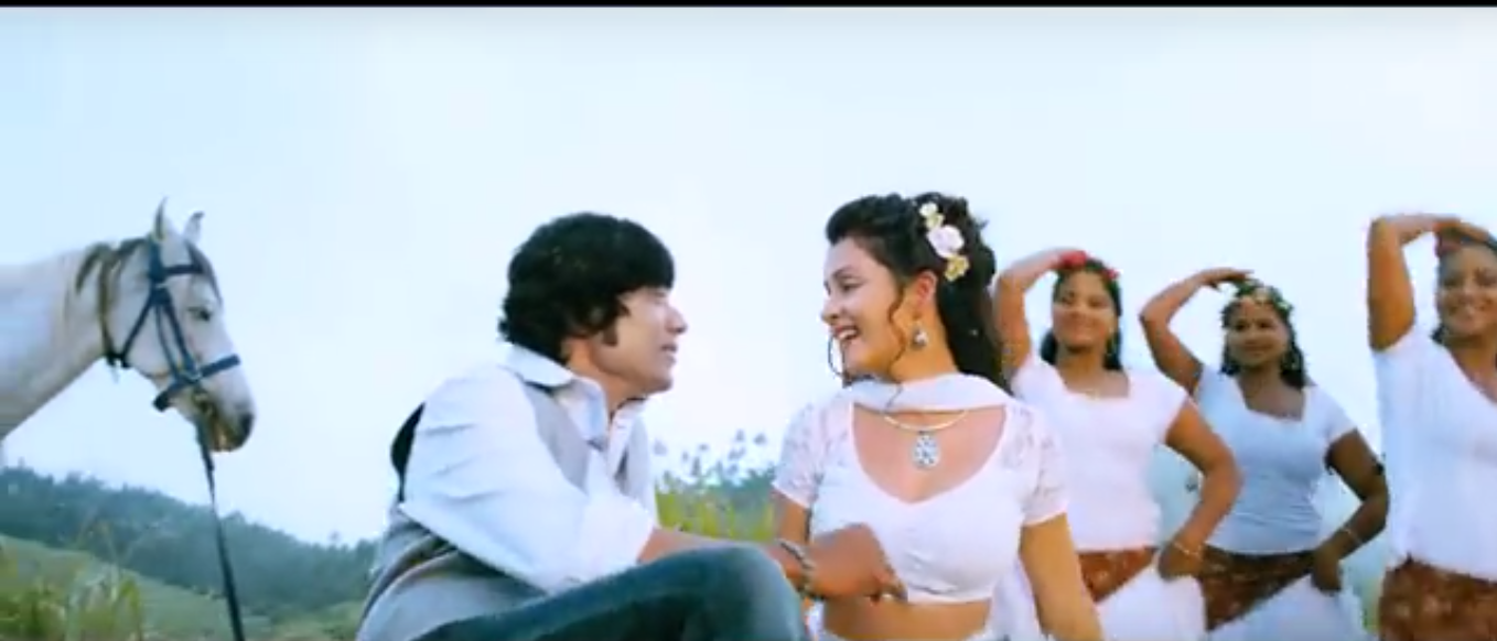 Atho Vanile Nila Song Lyrics