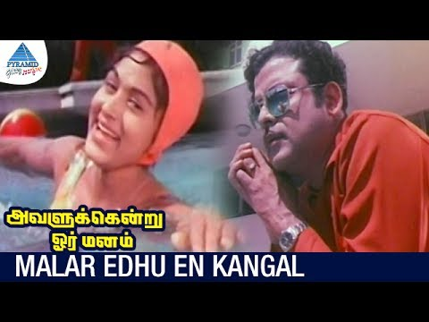 Malar Edhu En Kangal Song Lyrics