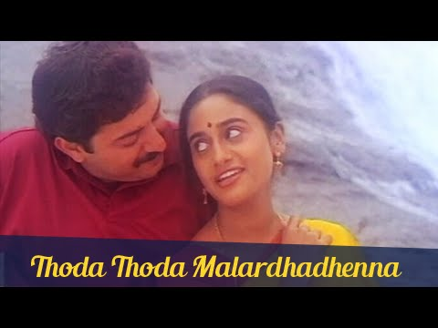 Thoda Thoda Malarndhadhenna Song Lyrics