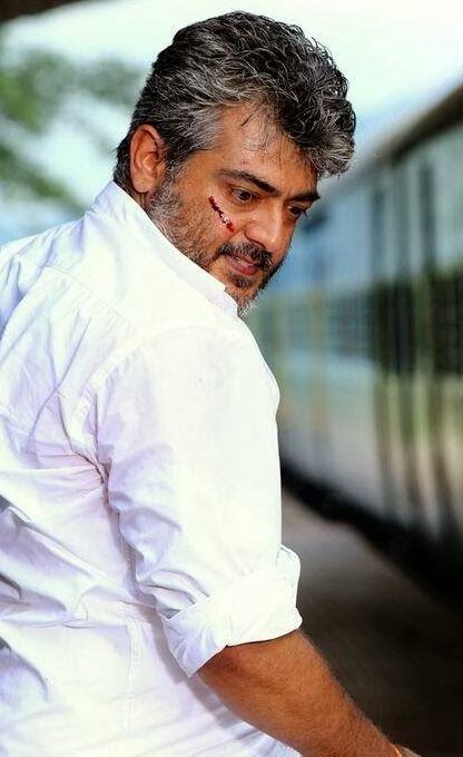 Veeram Theme Song Lyrics
