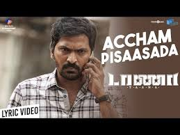 Accham Pisaasu Da Song Lyrics