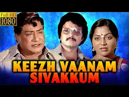 Keezh Vaanam Sivakkum