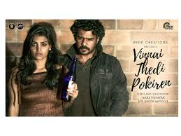 Vinnai Thedi Pokiren Song Lyrics