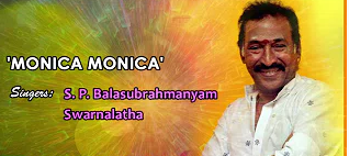 Monica Monica Song Lyrics