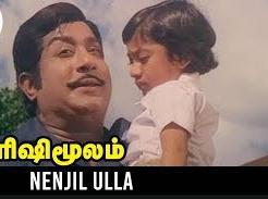 Nenjil Ulla Kaayam Song Lyrics
