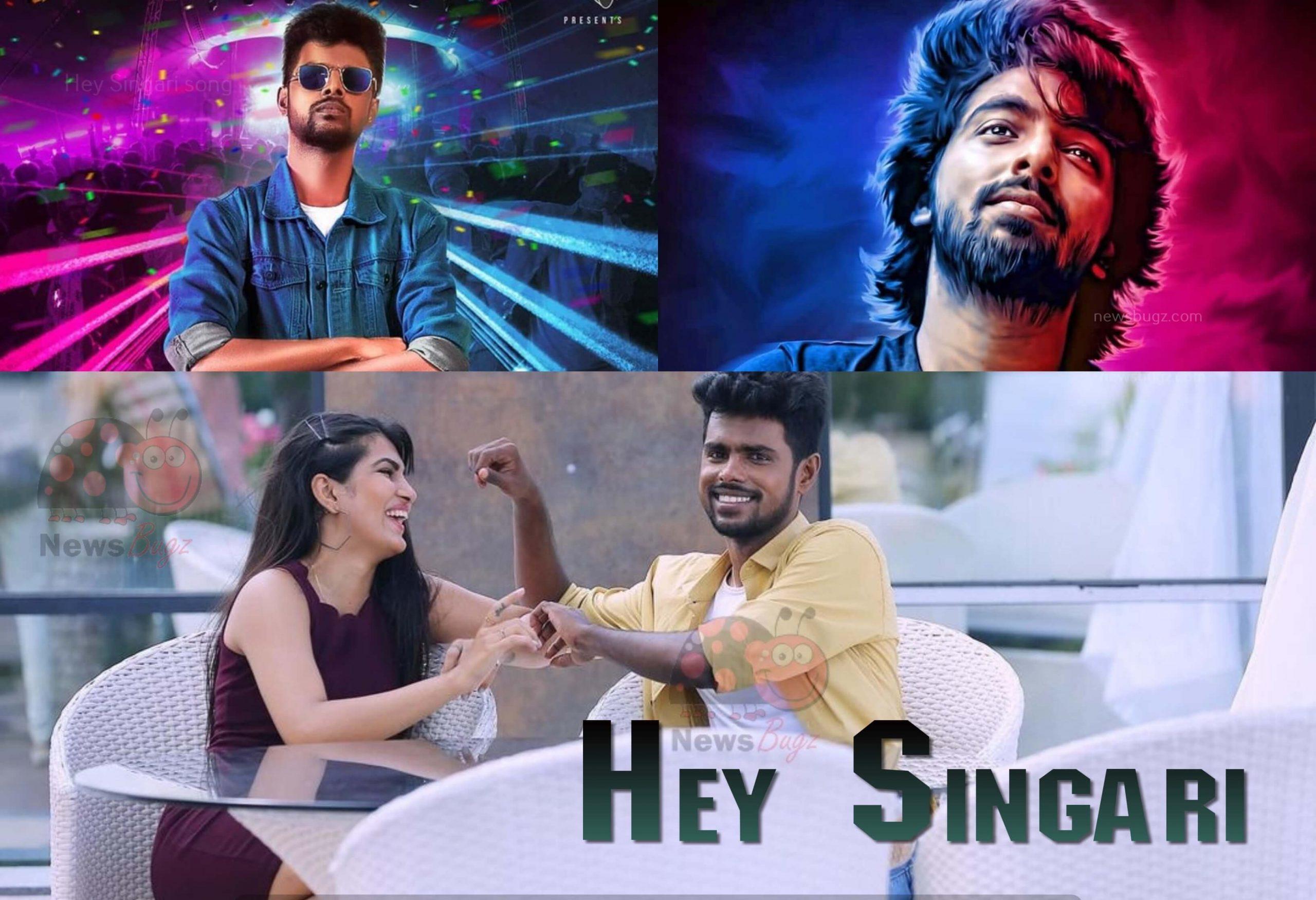 Hey Singari Song Lyrics
