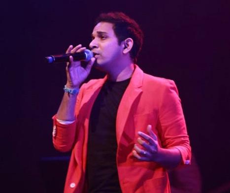 Karthik Singer Image