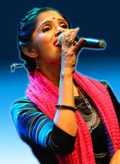Anuradha Sriram Image